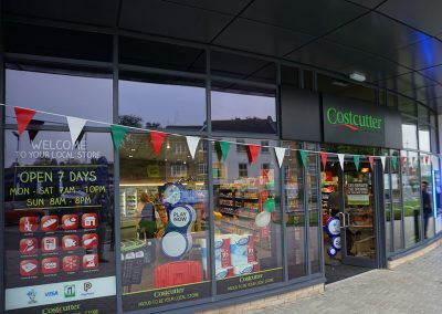 Priory View, Dunstable - Shopfront Image (Costcutter)