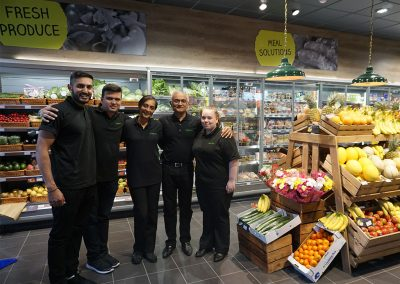 Priory View, Dunstable - Store Owner & Team (Costcutter)