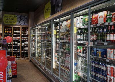 Priory View, Dunstable - Arneg Osaka Refrigeration (Costcutter)