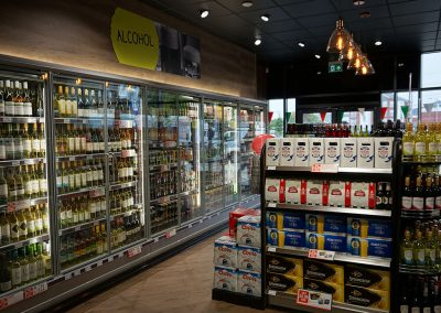 Priory View, Dunstable - Feature Area Overview (Costcutter)