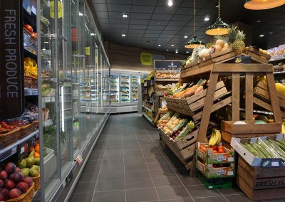 Priory View, Dunstable - Fresh Food Feature (Costcutter)