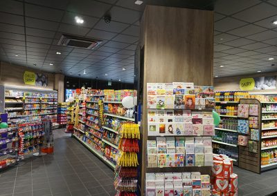 Priory View, Dunstable - Store Overview (Costcutter)